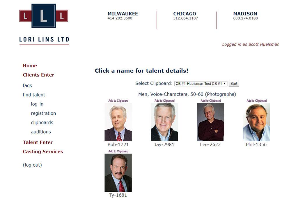 Lori Lins Talent Management System