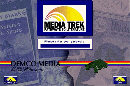 Demco Media 'Media Trek' CD-ROM Product