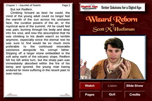 Wizard Reborn Online App